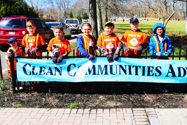 Clean Sweep in Ocean Township a Spring Success