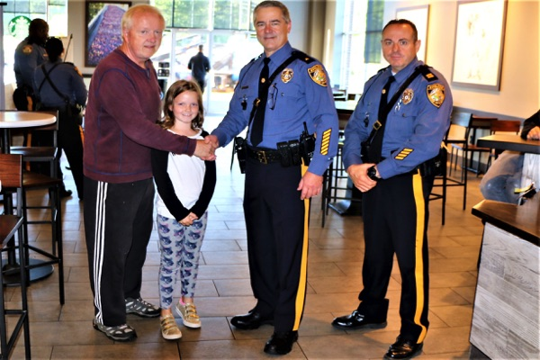 Ocean Township Event Brings Cops, Community Together Over Coffee