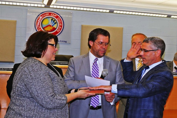 Ocean Council Changes: John Napolitani Fills Garofalo Position, Acerra to Deputy Mayor
