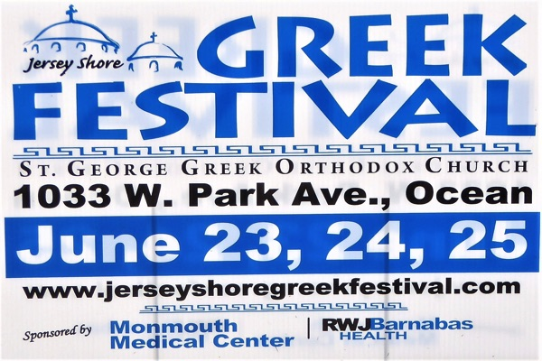 Annual Greek Festival Returns To Ocean Township June 23
