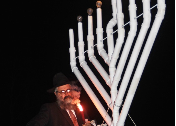 Ocean Celebrates Hanukah, Festival of Lights