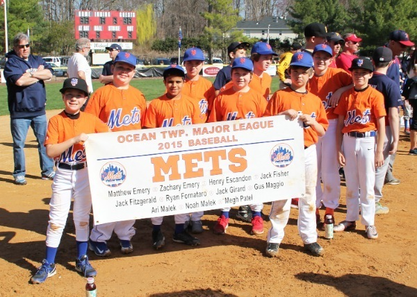 Ocean Little League Ready To Play Ball For 50th Season