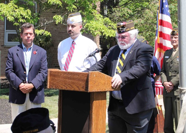 Ocean Township Observes Memorial Day