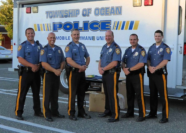 Ocean Township Community Celebrates National Night Out