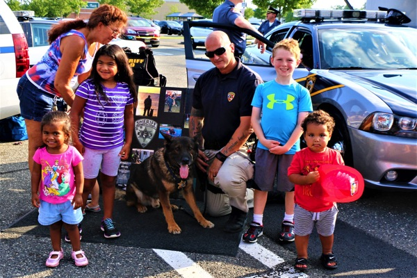 Ocean National Night Out; Cops, Kids and Community