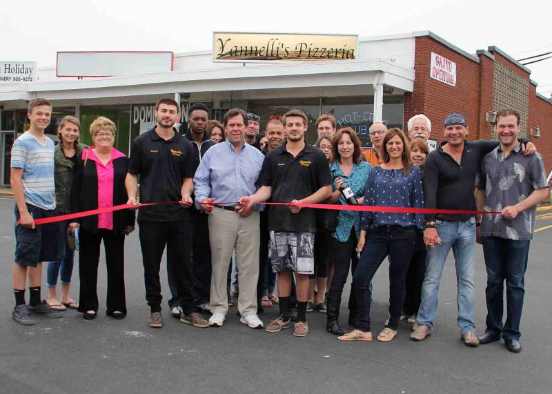 Ocean Township Officials On Hand For Opening Of New Pizzeria
