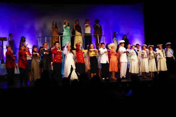 'Anything Goes' is EVERYTHING at Spartan Players Musical