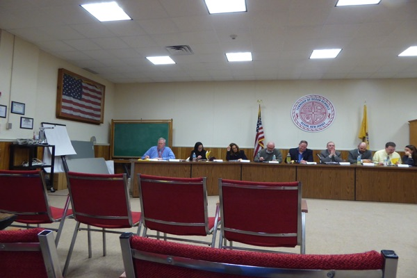 Ocean Township BOE Holds First Meeting Of New Year