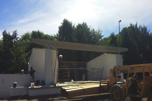 Mayor: Ocean Township Bandshell Finished By August