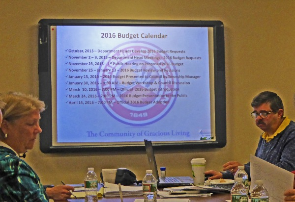 Ocean Township Budget Gets First Look