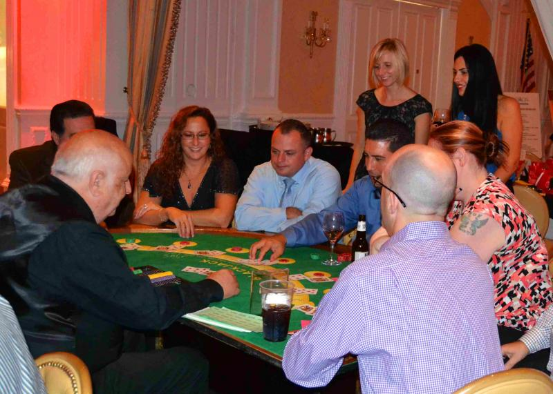 LADACIN Network Casino Night A Fund Raiser Success