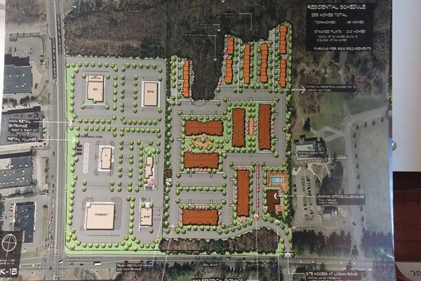 Revised Plans For Ocean Township Development To Presented Jan. 4