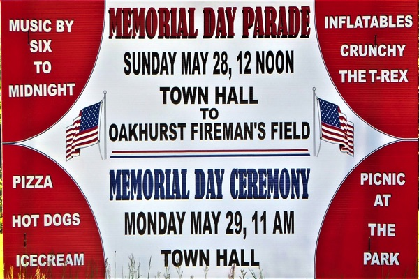 Ocean Township Memorial Day Parade Returns This Weekend