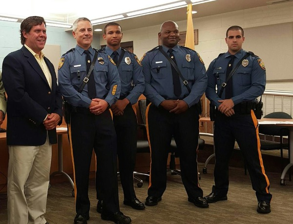 Ocean Township Hires Three New Police Officers