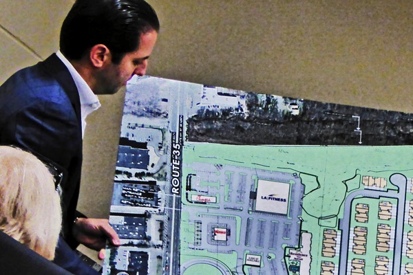 Ocean Council Hears New Development Concept For Route 35
