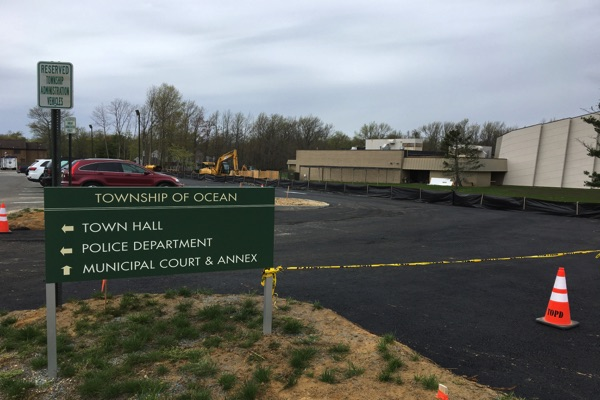New Parking Lot, Bike Lanes On The Way In Ocean Township