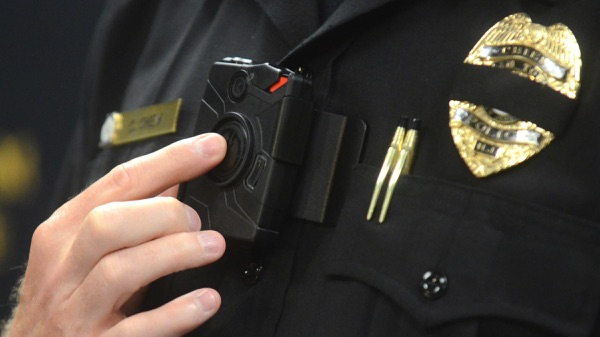 Ocean Township Police Now Wearing Body Cameras