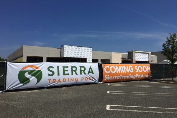 Work Progressing On Two New Ocean Township Businesses