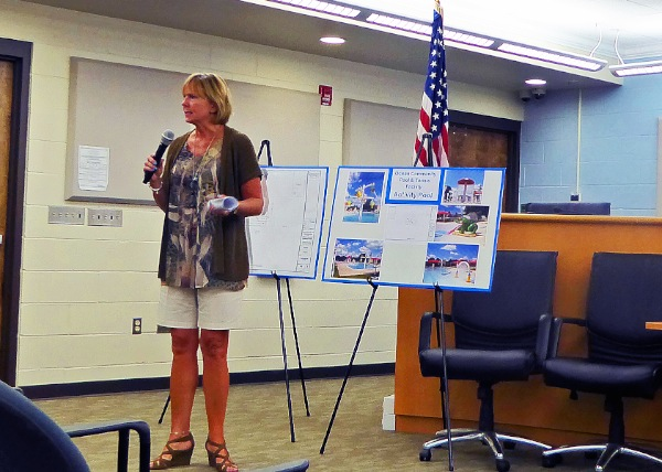 Ocean Township Rain Garden Presented, Route 35 Improvements Planned