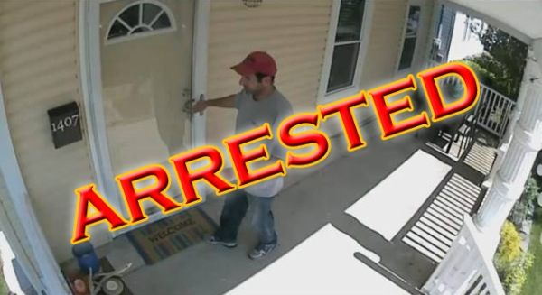 Alleged Ocean Township Burglar Arrested