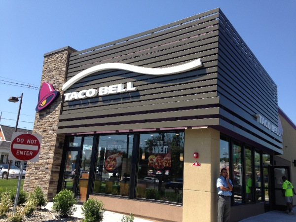 Taco Bell Opens On Route 35