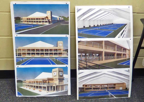 Ocean Township Tennis Complex Still In Planning Stage