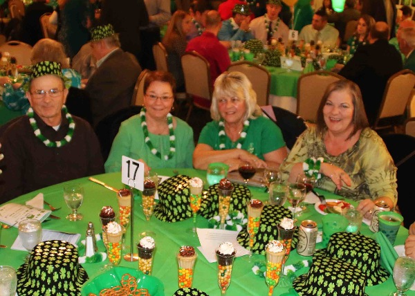 Ocean Township Celebrates St. Patrick's Day