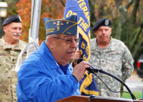 Ocean Township Honors America's Veterans