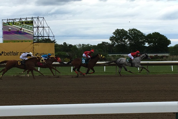At Season's Halfway Point, Monmouth Park's Numbers Continue To Decline