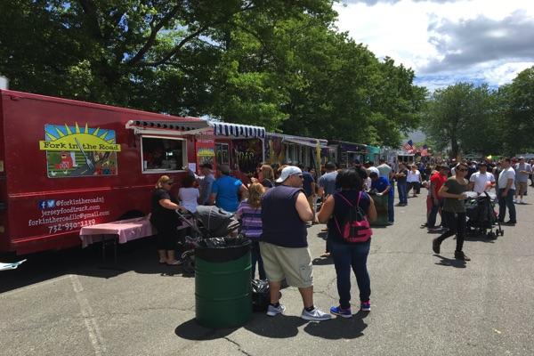 Long Branch Food Truck Festival