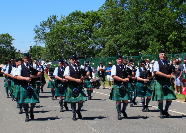 The Luck Of The Irish Comes To Monmouth Park