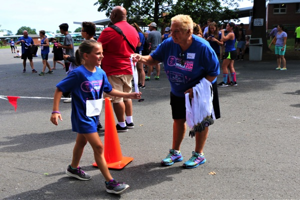 Kortney Rose Fun Race/Walk, Remembering A Young Girl's Zest for Life