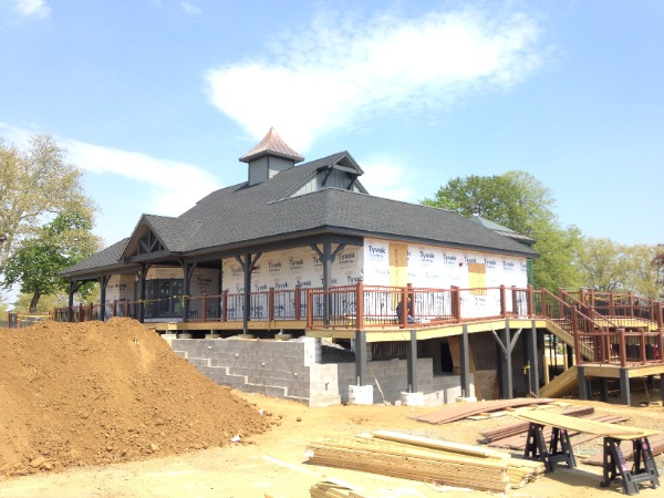 New Monmouth Park Restaurant To Open in July
