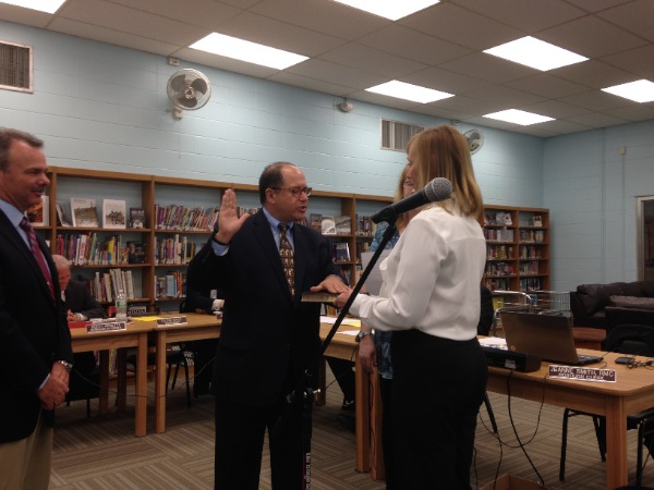 New Councilman Sworn In To Oceanport Governing Body