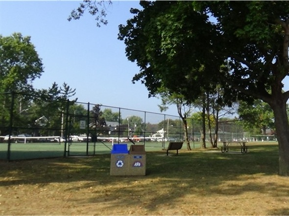 Oceanport Tennis Courts In Need Of Repair