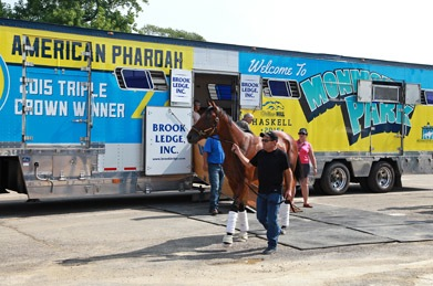 Monmouth Park Readies For 'Historic' Haskell