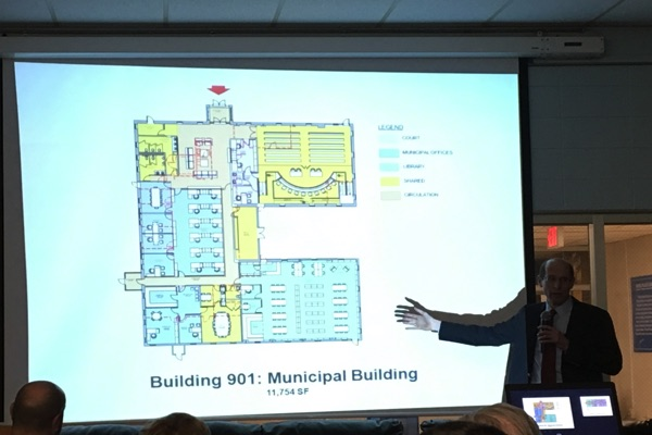 Oceanport Purchases Fort Monmouth Land Tabbed For New Municipal Complex