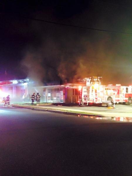 Oceanport Pizzeria Damaged By Fire