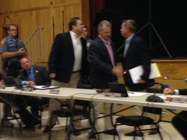 Rift Between Oceanport Administration, Council Members Comes To A Head