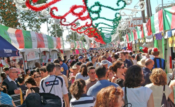 Italian Festival Invites Guests To 'Mangia' At Monmouth Park