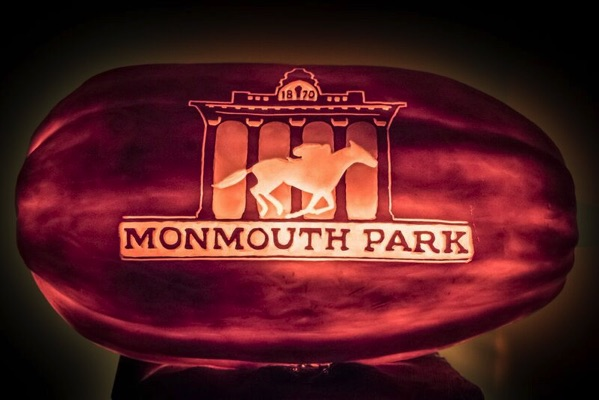 Jack O'Lanterns To Light Up Monmouth Park This Month