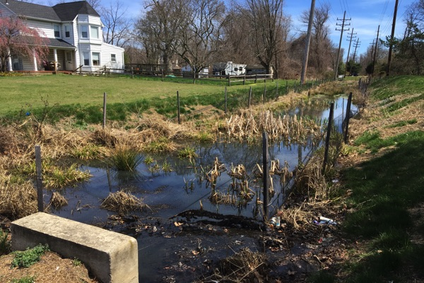Borough Officials Working To Resolve Issues With 'Lake Oceanport'