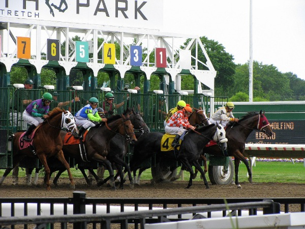 Monmouth Park Jockey Injured During Race