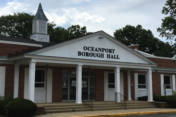 Oceanport Borough Hall To Be Demolished This Week