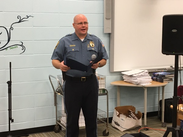 Oceanport Police Chief To Retire This Year