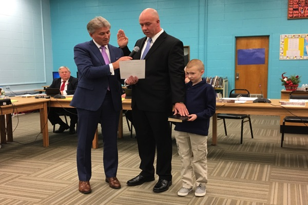 New Oceanport Councilman Sworn In, Predecessor Named Municipal Judge