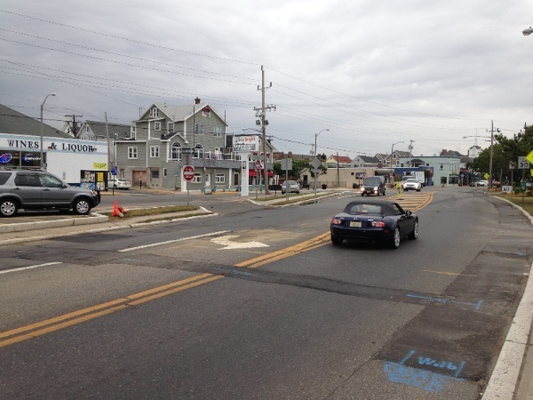 Sea Bright Streetscape Project Should Finish In April