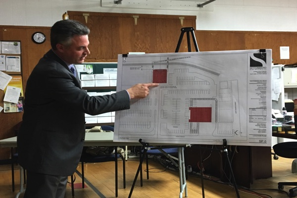 Sea Bright Municipal Building Project Hits Speed Bump