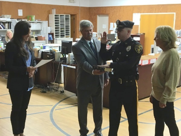 Sea Bright Hires New Police Officer