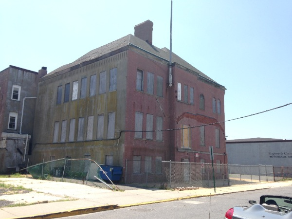 Borough Talking With Owner Of Old Sea Bright School Property
